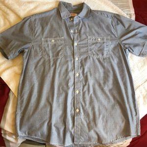 Michael Brandon button down collar shirts 2for1